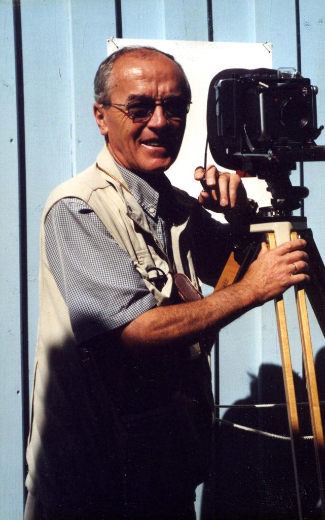 Kurt Loew an der Master Technika